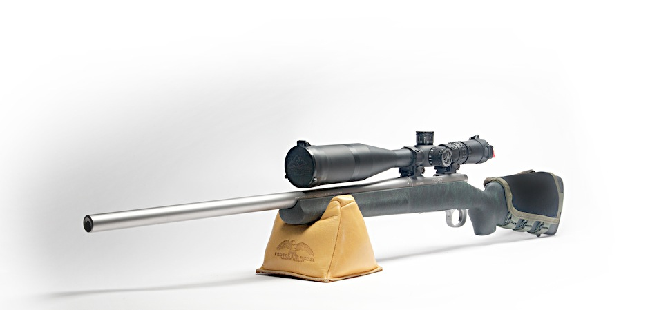 Remington 700 5R Milspec