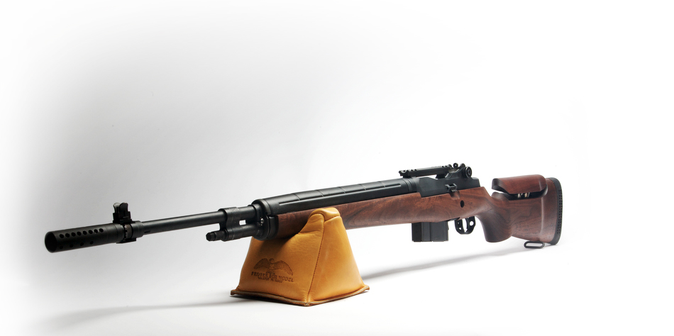 Springfield Armory M1A Precision Rifle